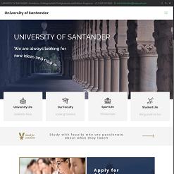 university of santander