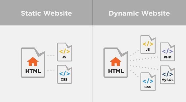 Static Website Development Services Company