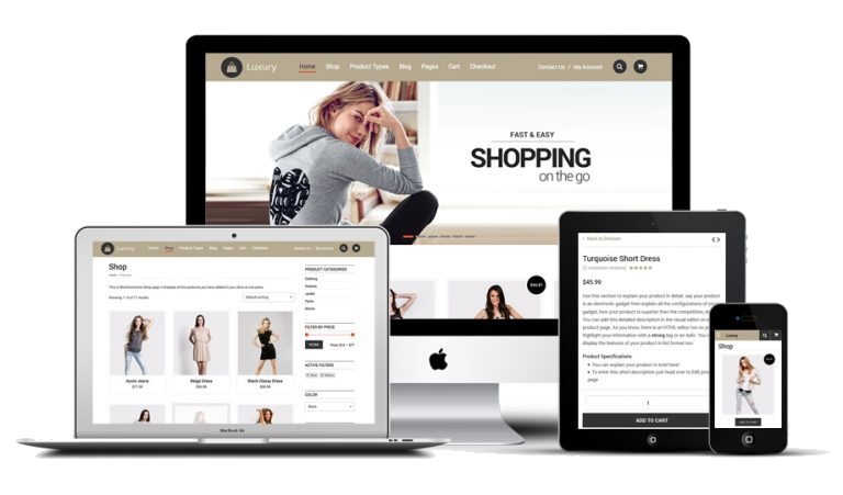 Ecommerce Website Development Services