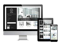 Real Estate Property Website Development