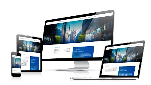 Responsive Website Development Services Company