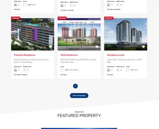 Megaharta Website Malaysia