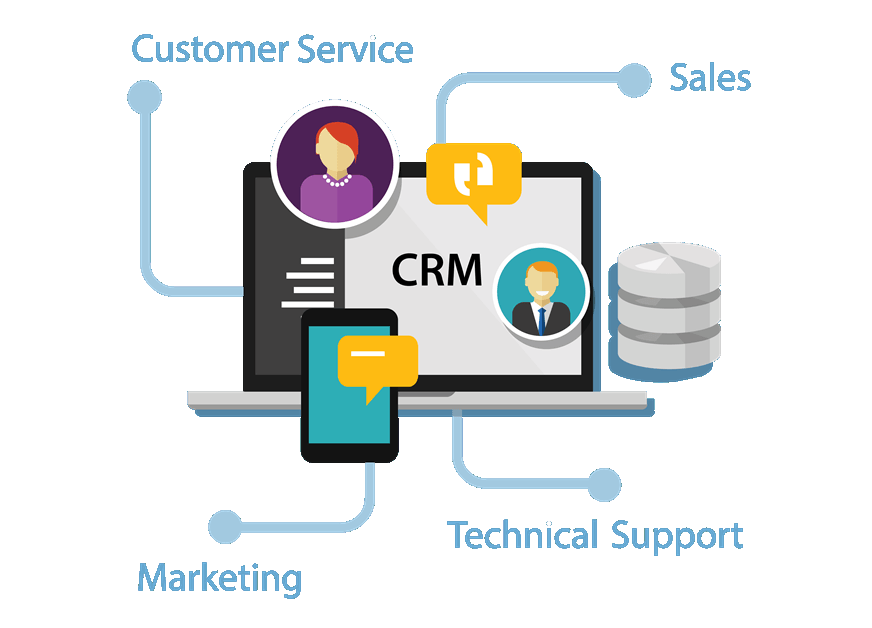 CRM Software System Solution Company