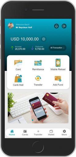 Carib Mall App